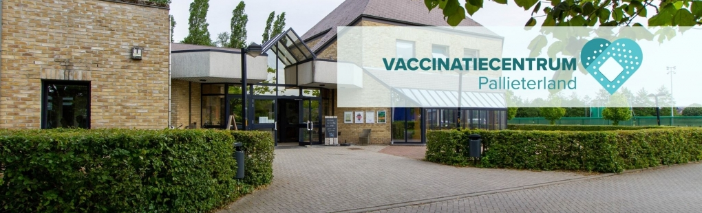 Vaccinatiecentrum Pallieterland