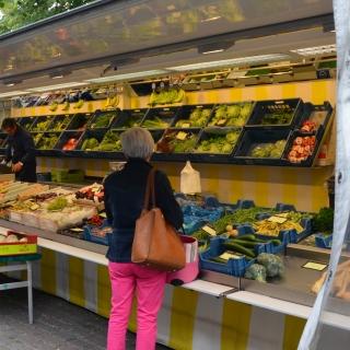 Woensdagmarkt in Berlaar